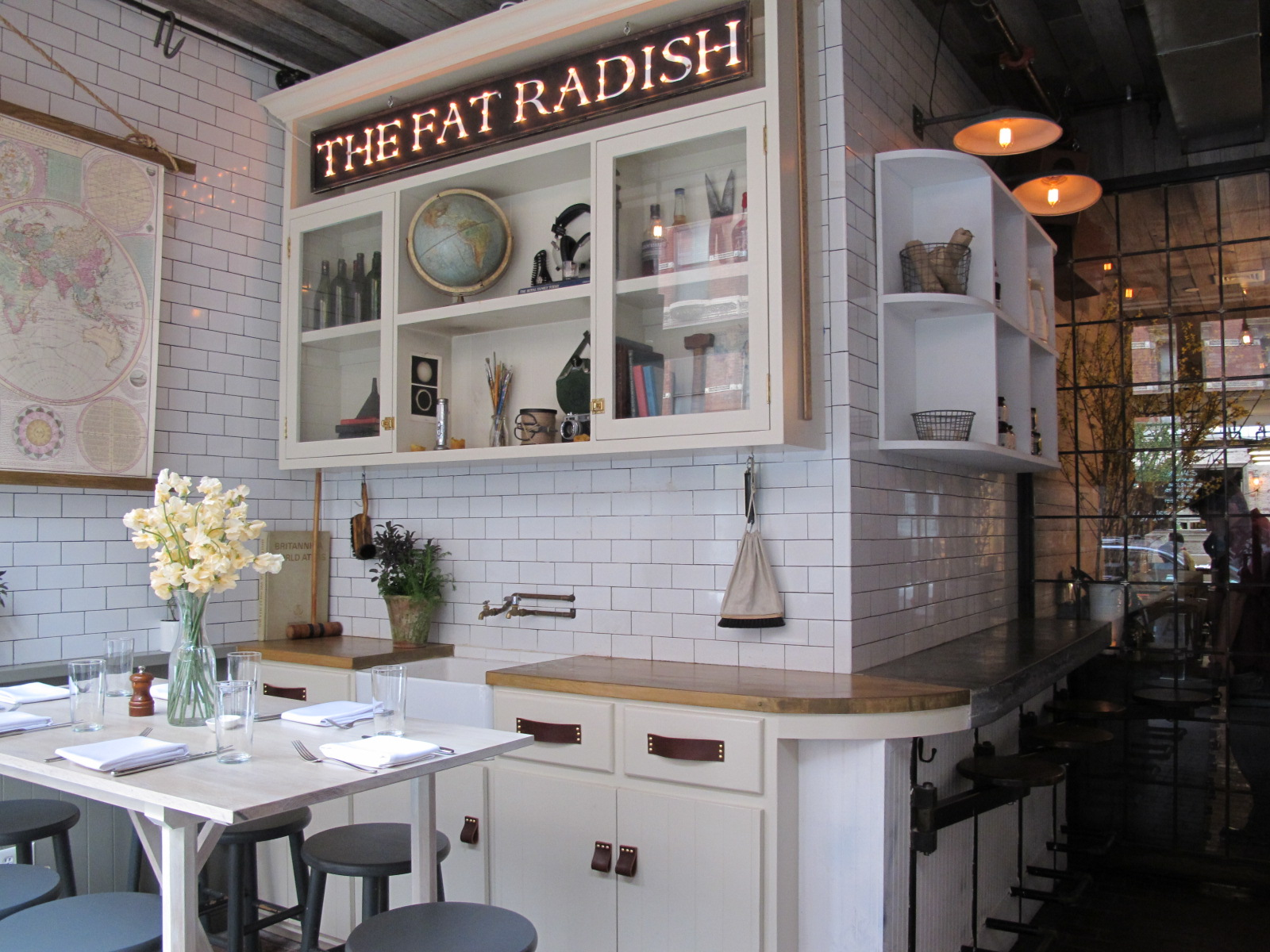 The Fat Radish Front Redesign Katesdougherty